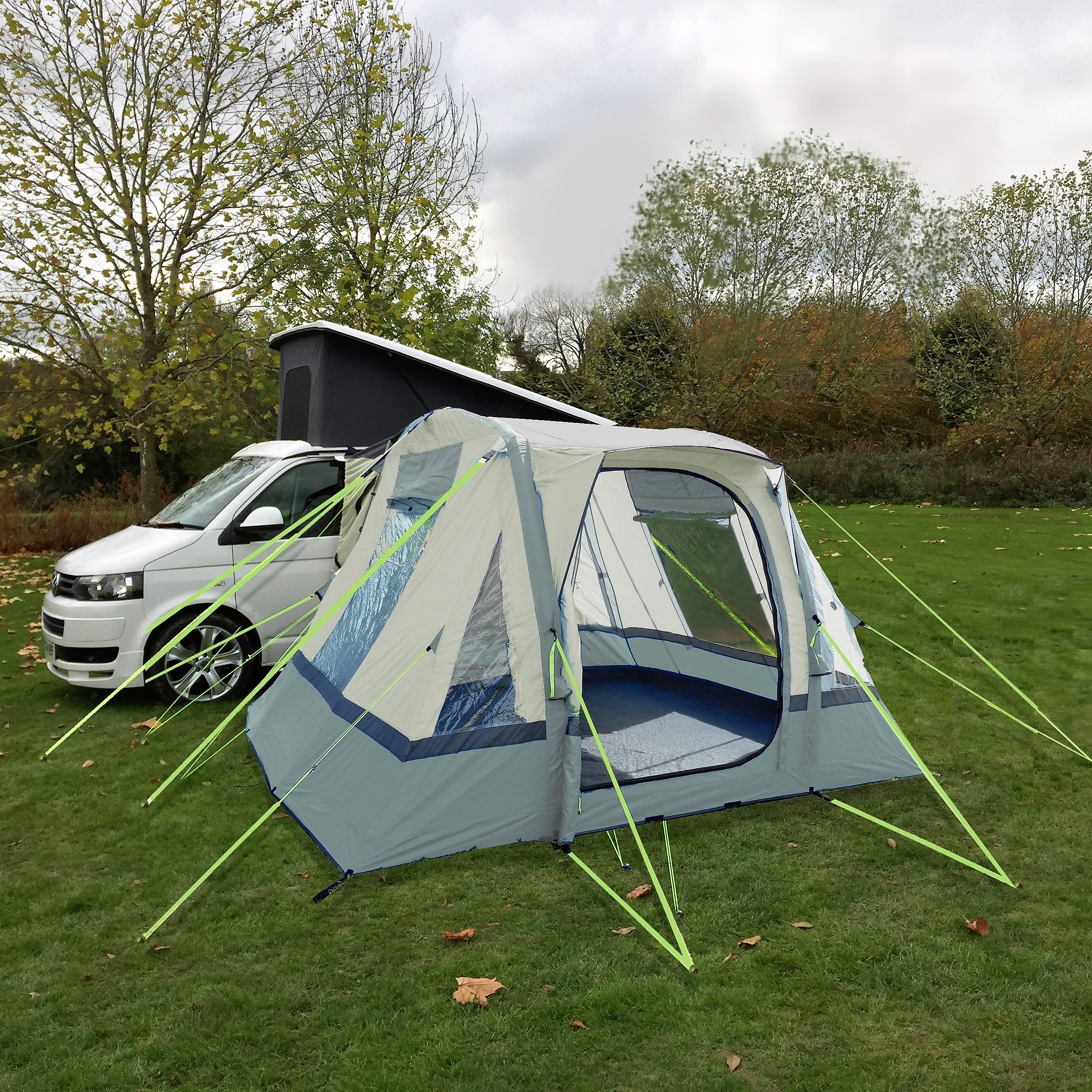 Cubo Breeze Campervan Awning