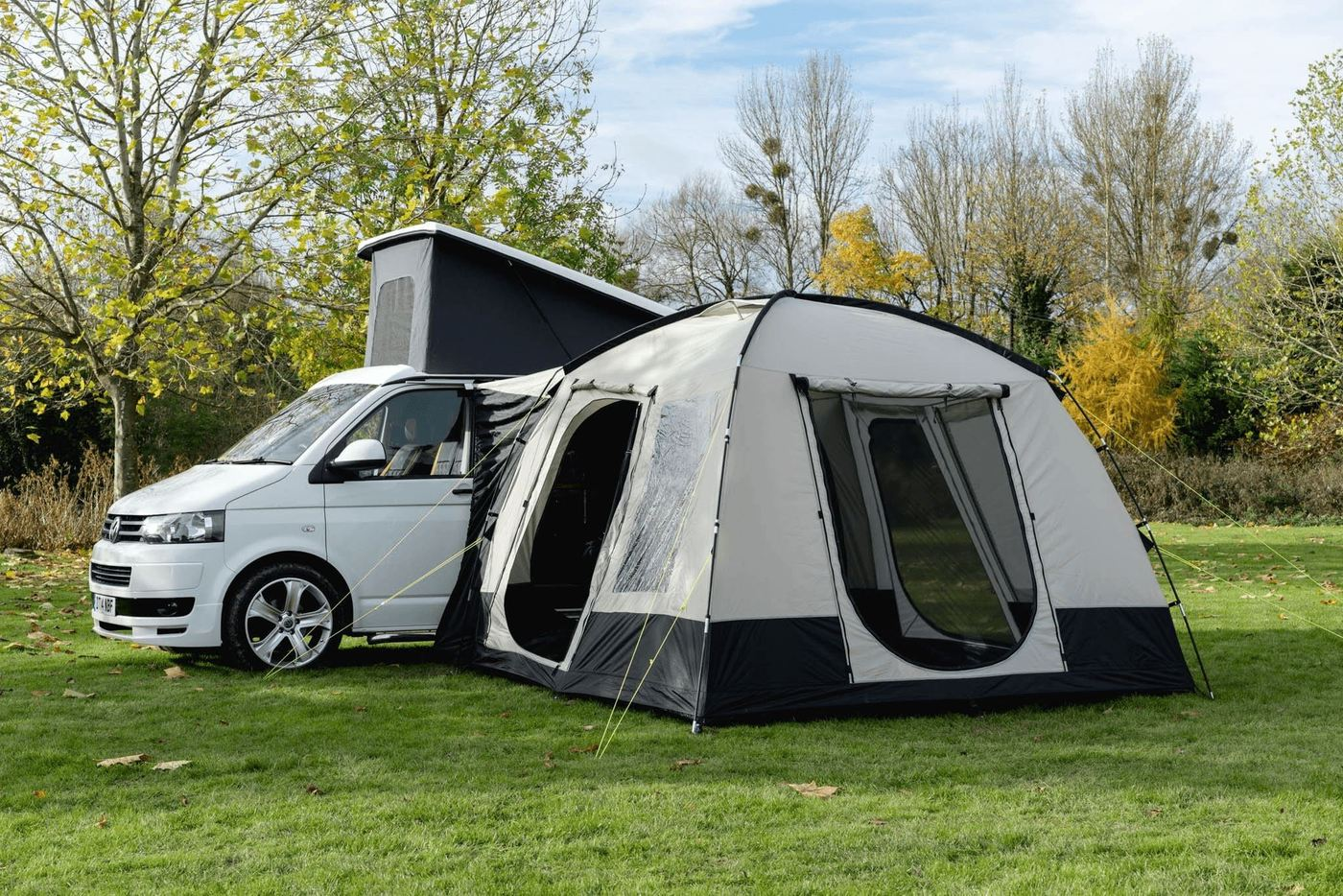 OLPRO Cubo Poled Campervan Awning